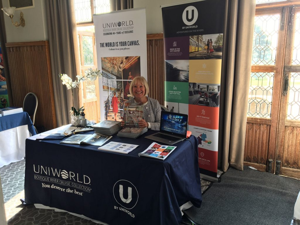 Photograph of Uniworld Stand