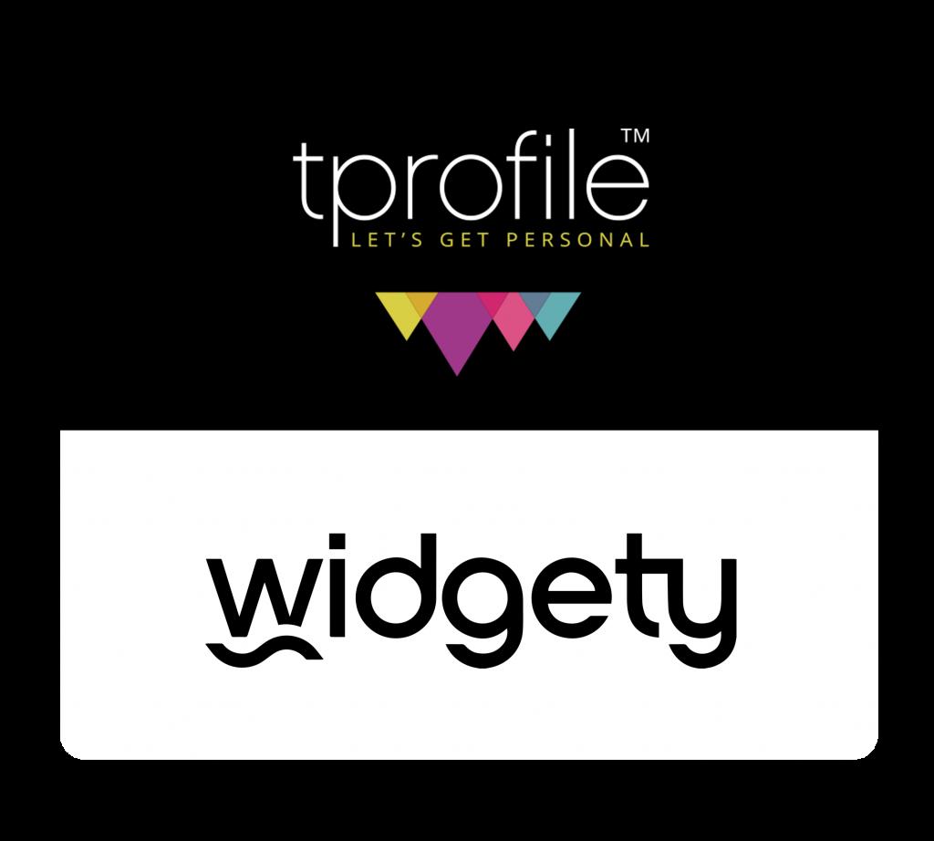 TProfile and Widgety Logos